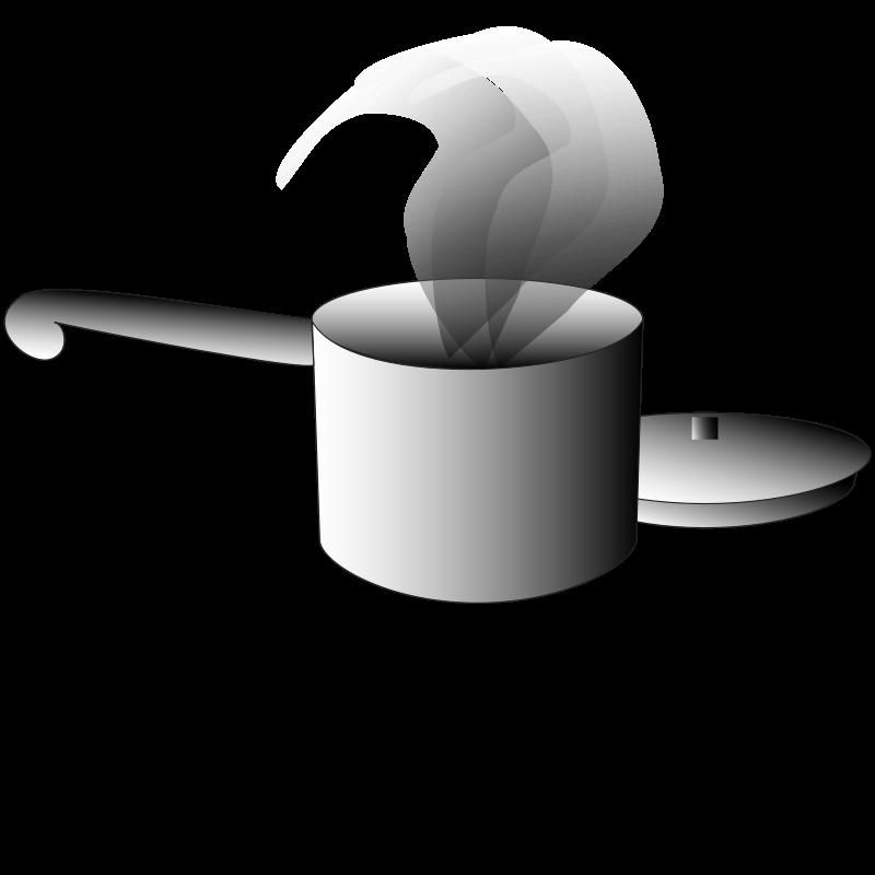 Free casserole avec couvercle/pot with lid