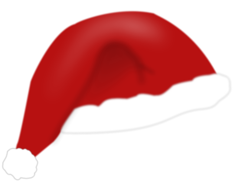 Free Clipart: Christmas Hat | Moini
