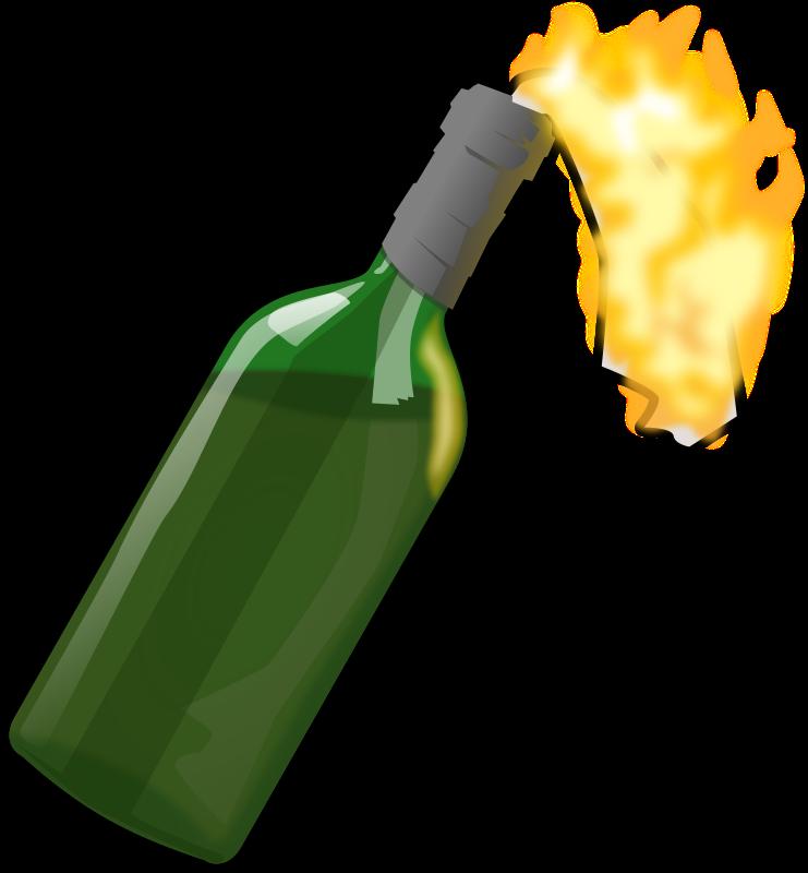 Free molotov cocktail