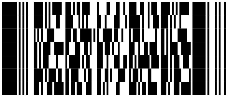 Free PDF417 Code Example