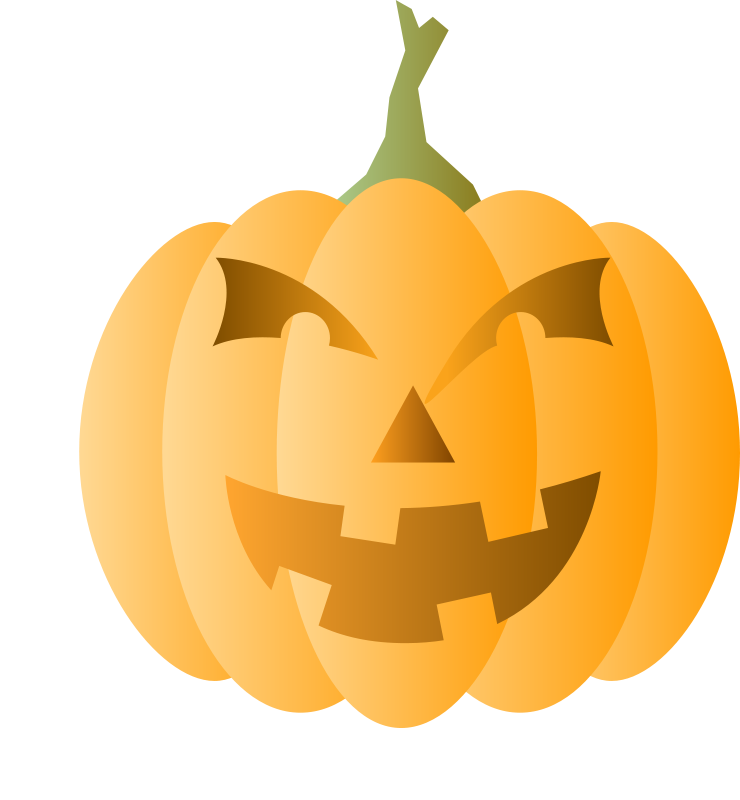 Free Clipart: Halloween Pumpkin | HorrorPen