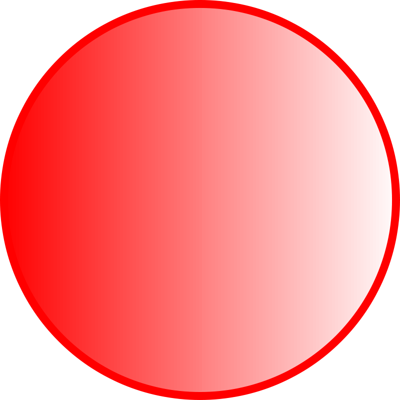 Free Red sphere