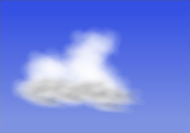 Free Cumulus Cloud