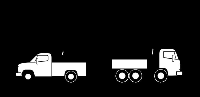Free Deux camions de levage