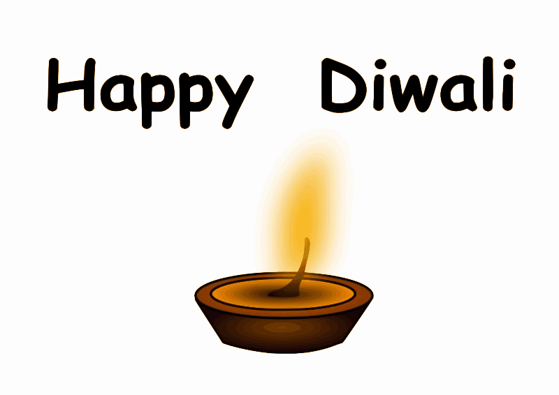 Free Happy Diwali - festival of lights