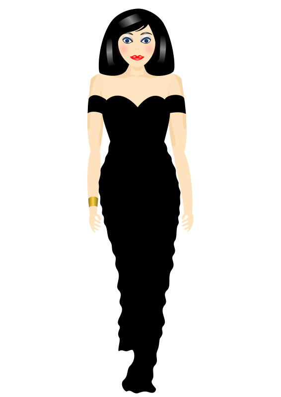 Free Stylish in black