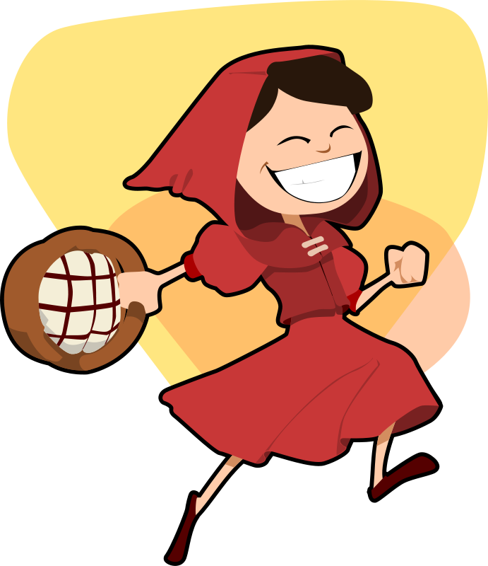 Free Little Red Riding Hood