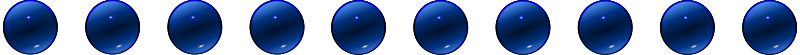 Free Glass Blue Ball Decore