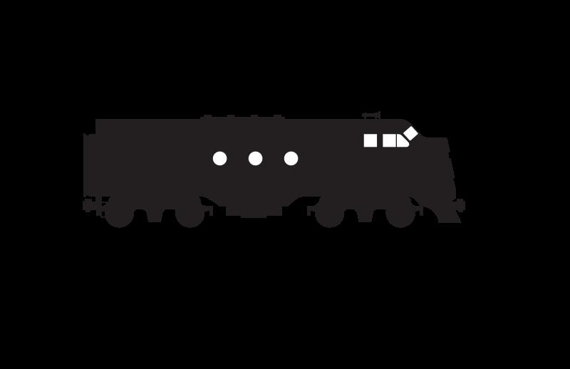 Free F7A Diesel Locomotive