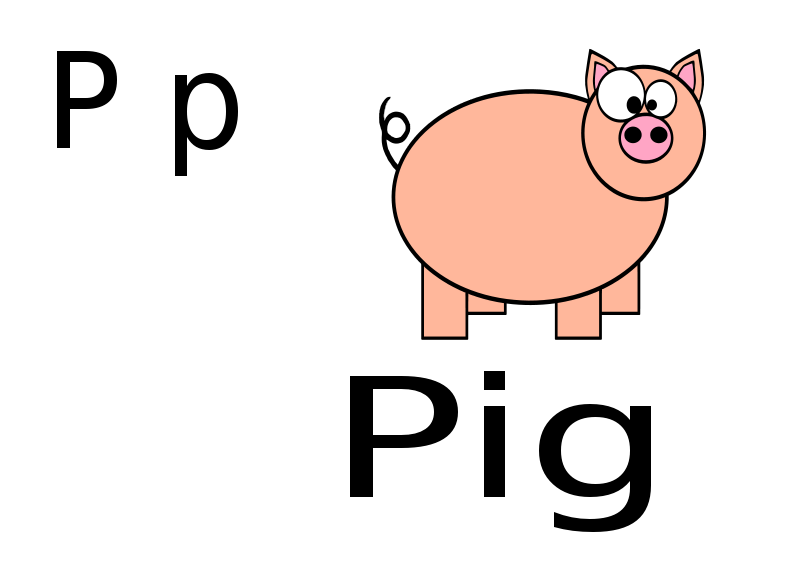 Free P for Pig