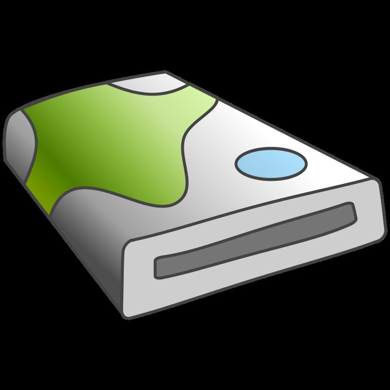 Free Disco duro, Hard drive