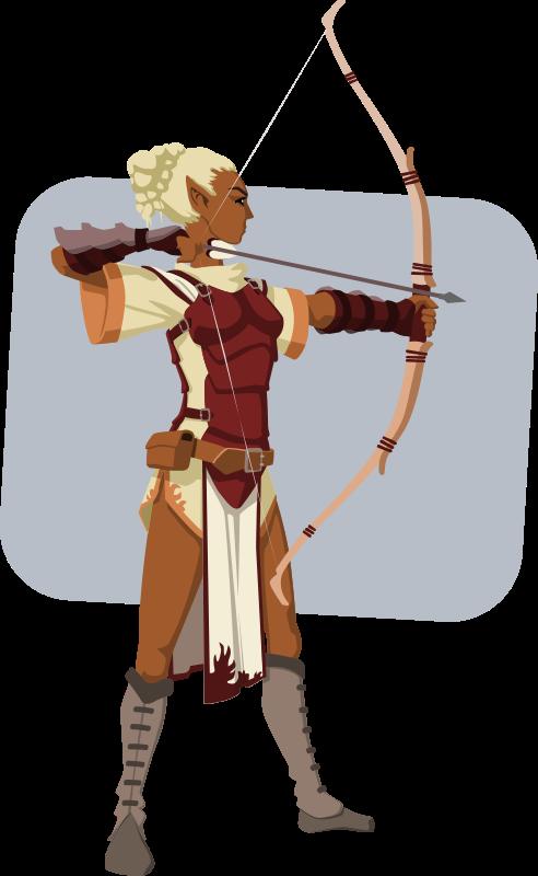 Free elven archer