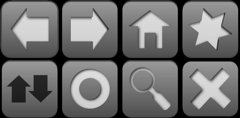 Free Browser icon set