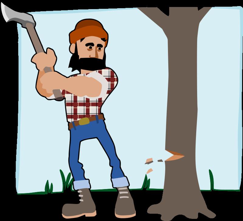 Free lumberjack