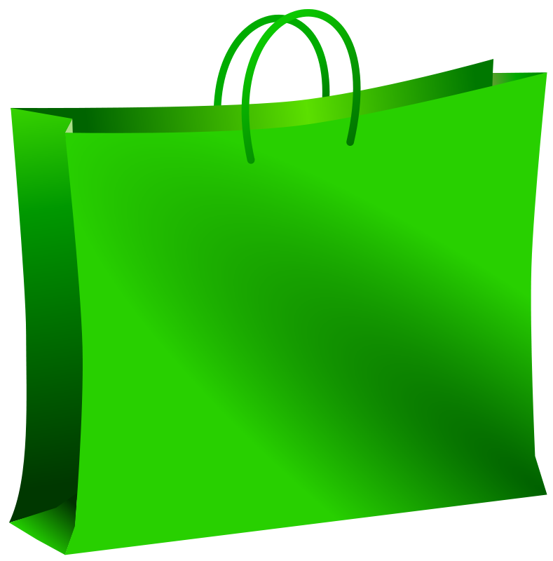 Free Green bag