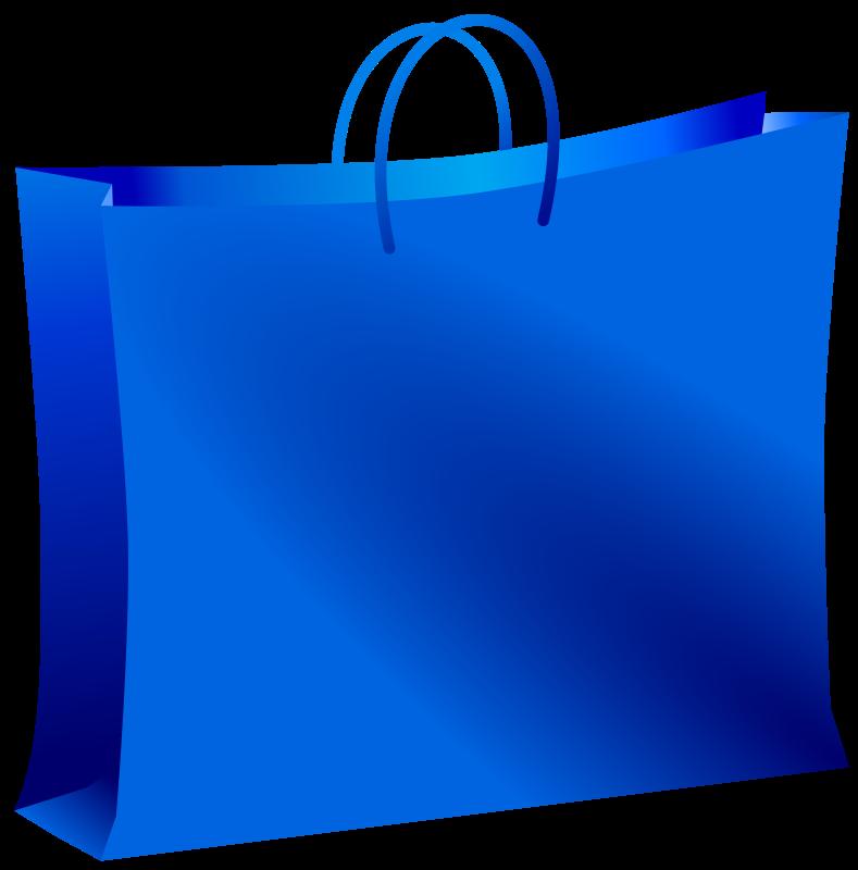 Free Blue bag