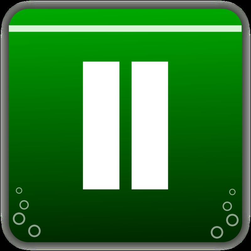 Free Pause Icon