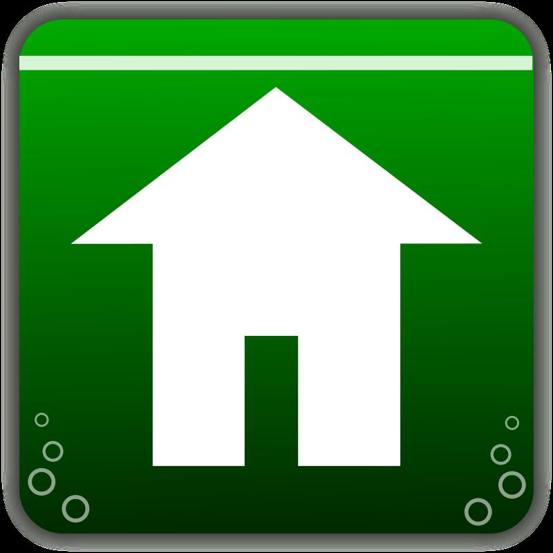 Free Clipart: Home_Icon | gsagri04