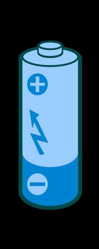 Free AAA battery