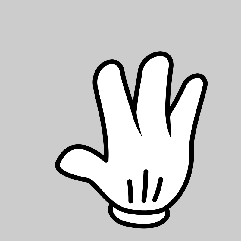 Free MultiTouch-Interface Mouse-theme Hand-Hold