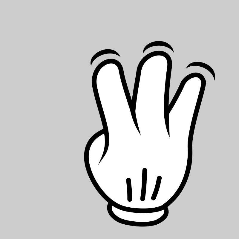 Free MultiTouch-Interface Mouse-theme 3-fingers-Simple-Tap