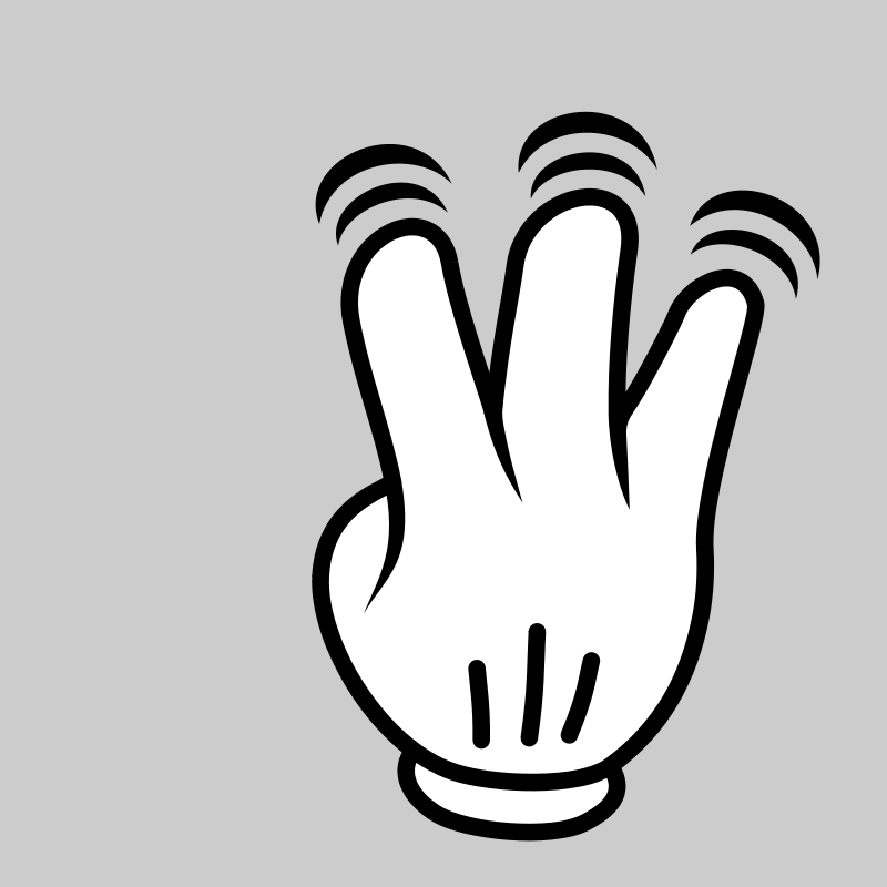 Free MultiTouch-Interface Mouse-theme 3-fingers-Double-Tap