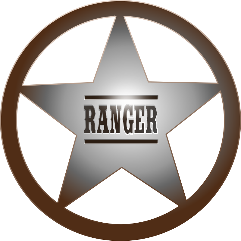 Free (Texas) Ranger Star