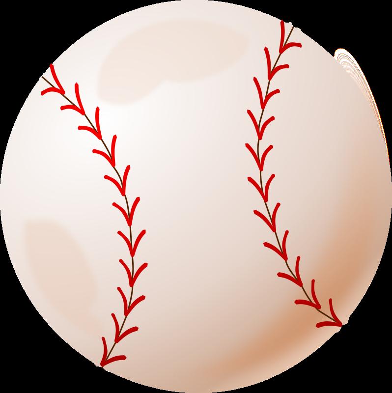 Free Clipart: Baseball | studio_hades