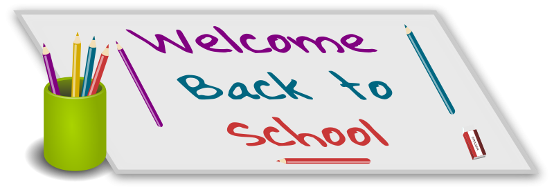 Free Welcome Back to school