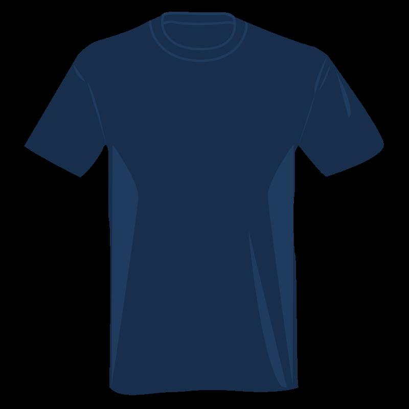 Free Blue T-Shirt