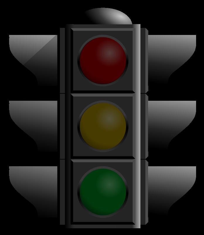 Free Traffic Lights Turned Off
