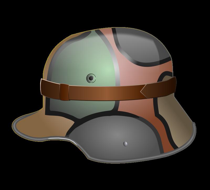 Free M1916 German WW1 Camo Helmet