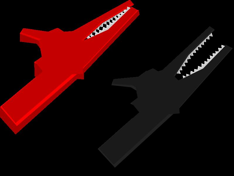 Free Alligator clips