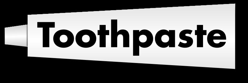 Free Toothpaste tube