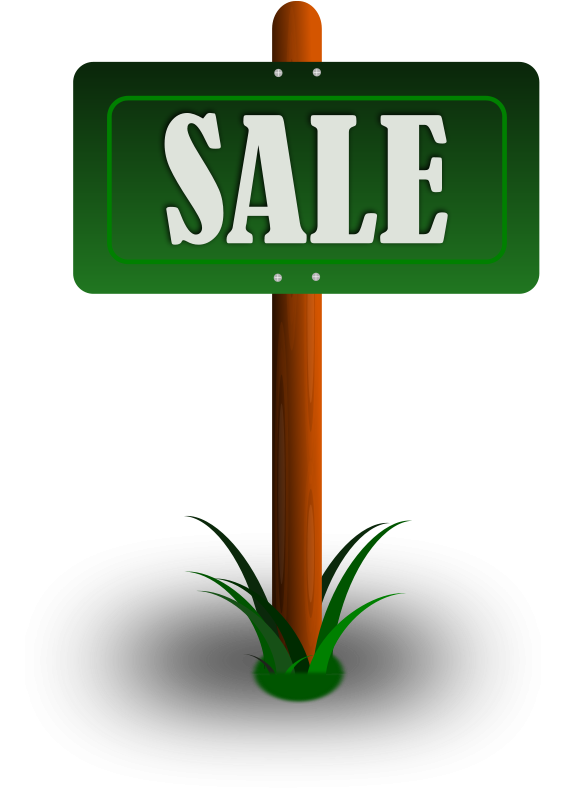 Free Sale Sign
