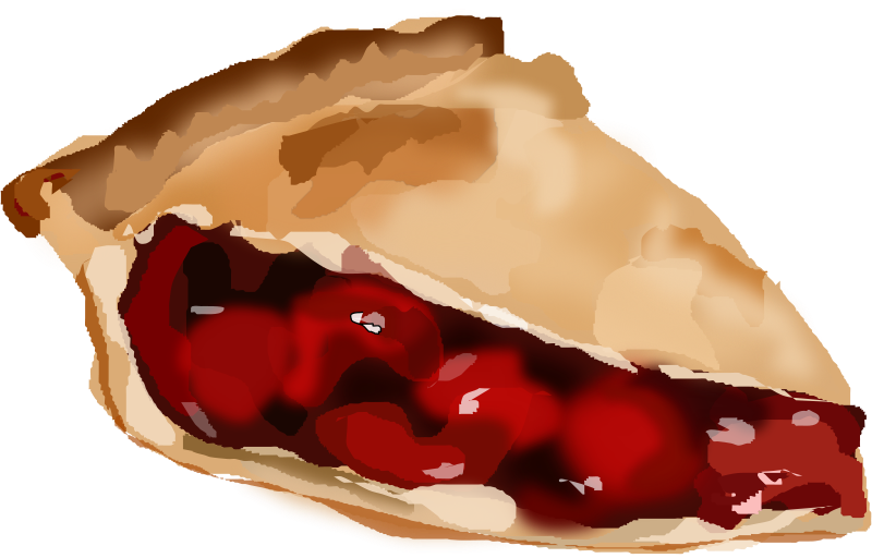 Free Slice Of Cherry Pie