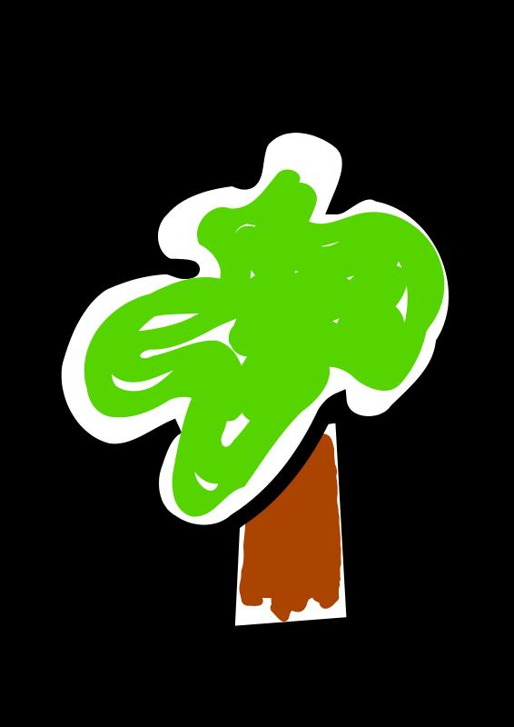 Free Tree-árbol 02