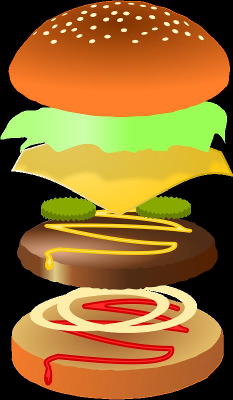 Free Hamburger
