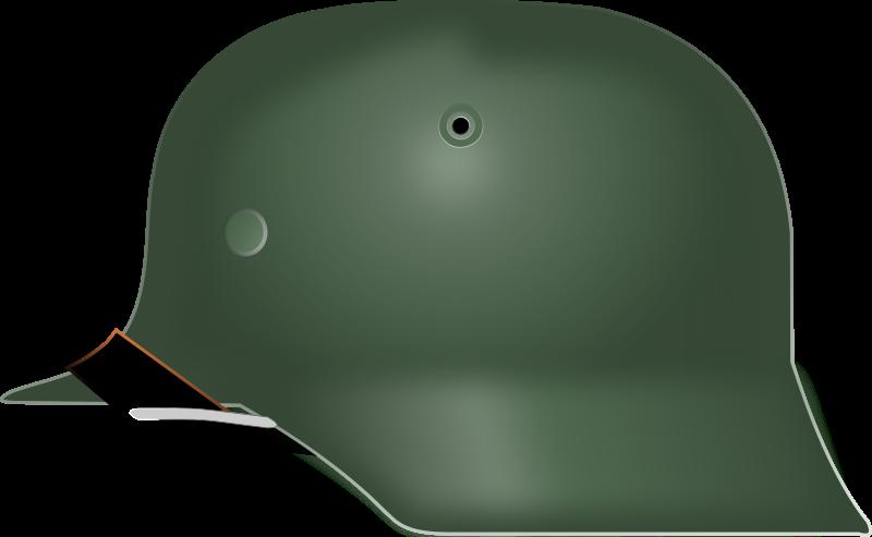 Free German World War 2 Helmet