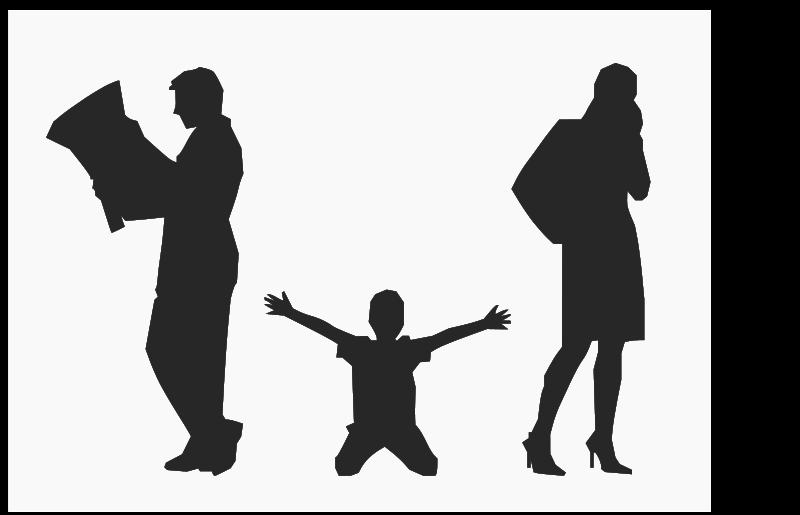 free clipart child of divorce marauder rh 1001freedownloads com divorce clip art divorce clip art