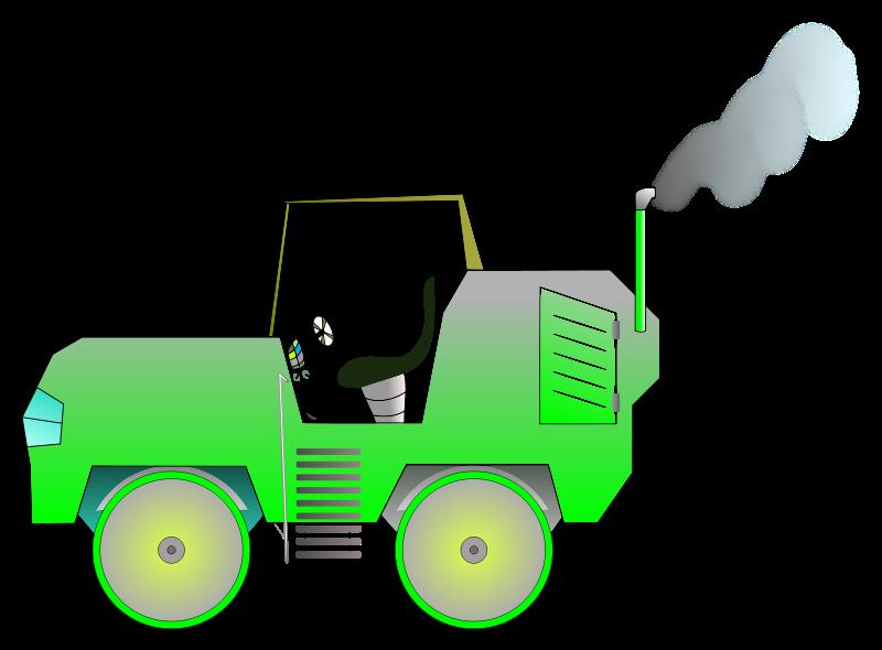 Free asfalt compactor