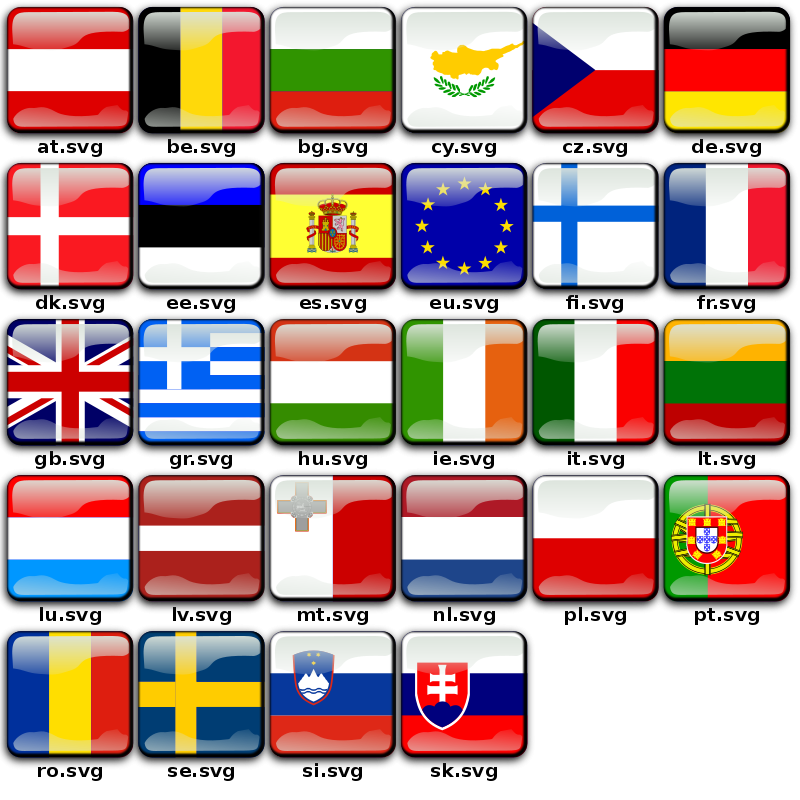free clipart flags of europe koppi rh 1001freedownloads com clip art flags and soldiers clip art flags usa
