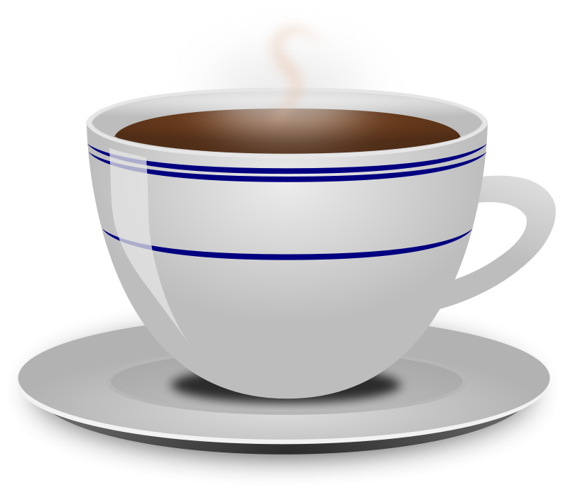 Free Clipart: Cup of Coffee | GR8DAN