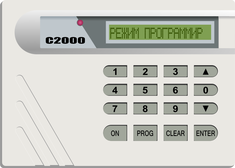 Free Alarm system S2000 on
