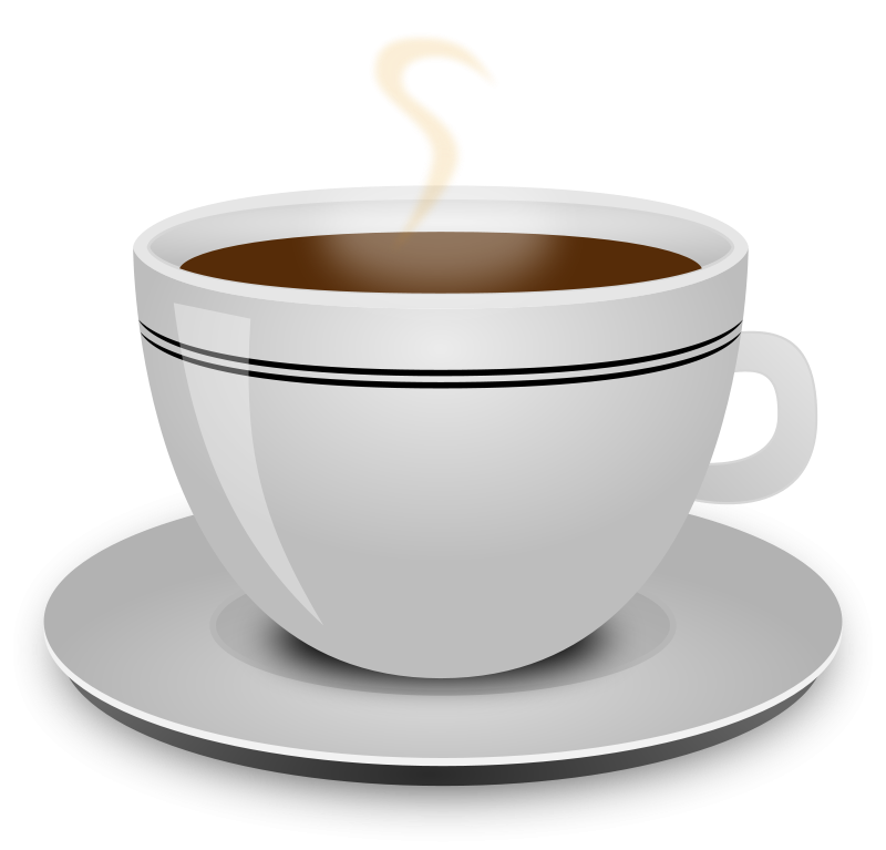 Free Clipart: Coffee cup | lual
