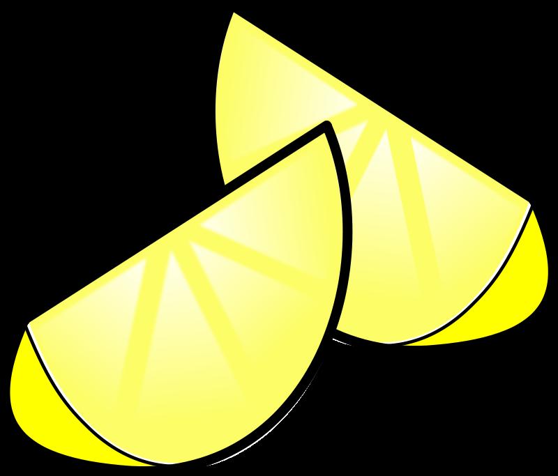 Free Sliced Lemons