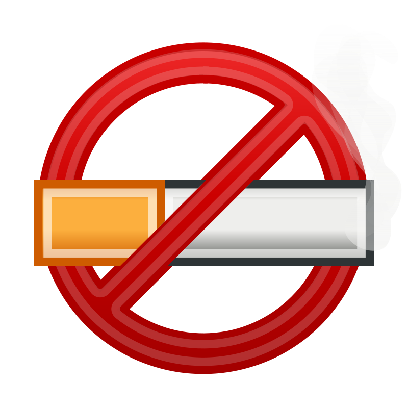 Free No smoking icon