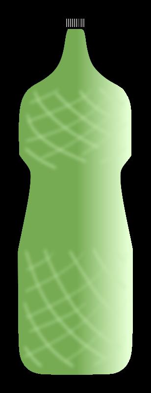 Free water bottle