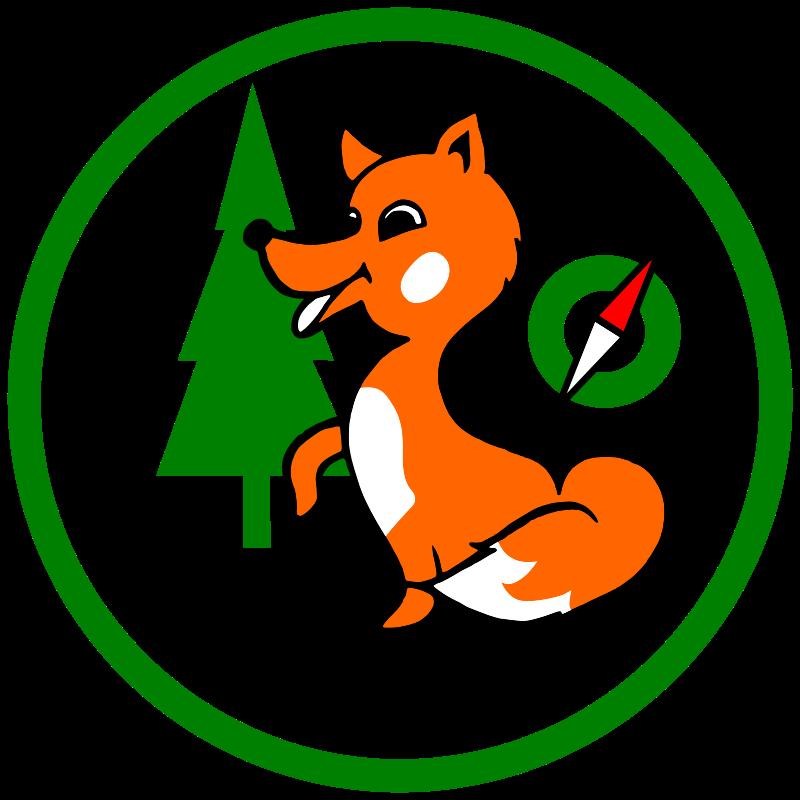 Free orienteering is fun - o fox