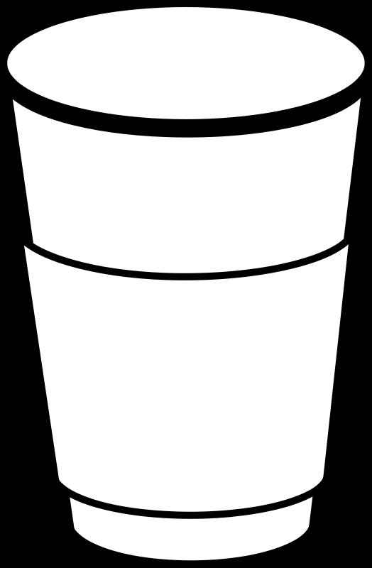 Free Clipart: Paper Coffee Cup | GregorDV